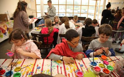 Book a birthday party at Cheshire Workshops